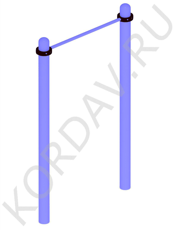 Турник (108 труба) СТ 1.021