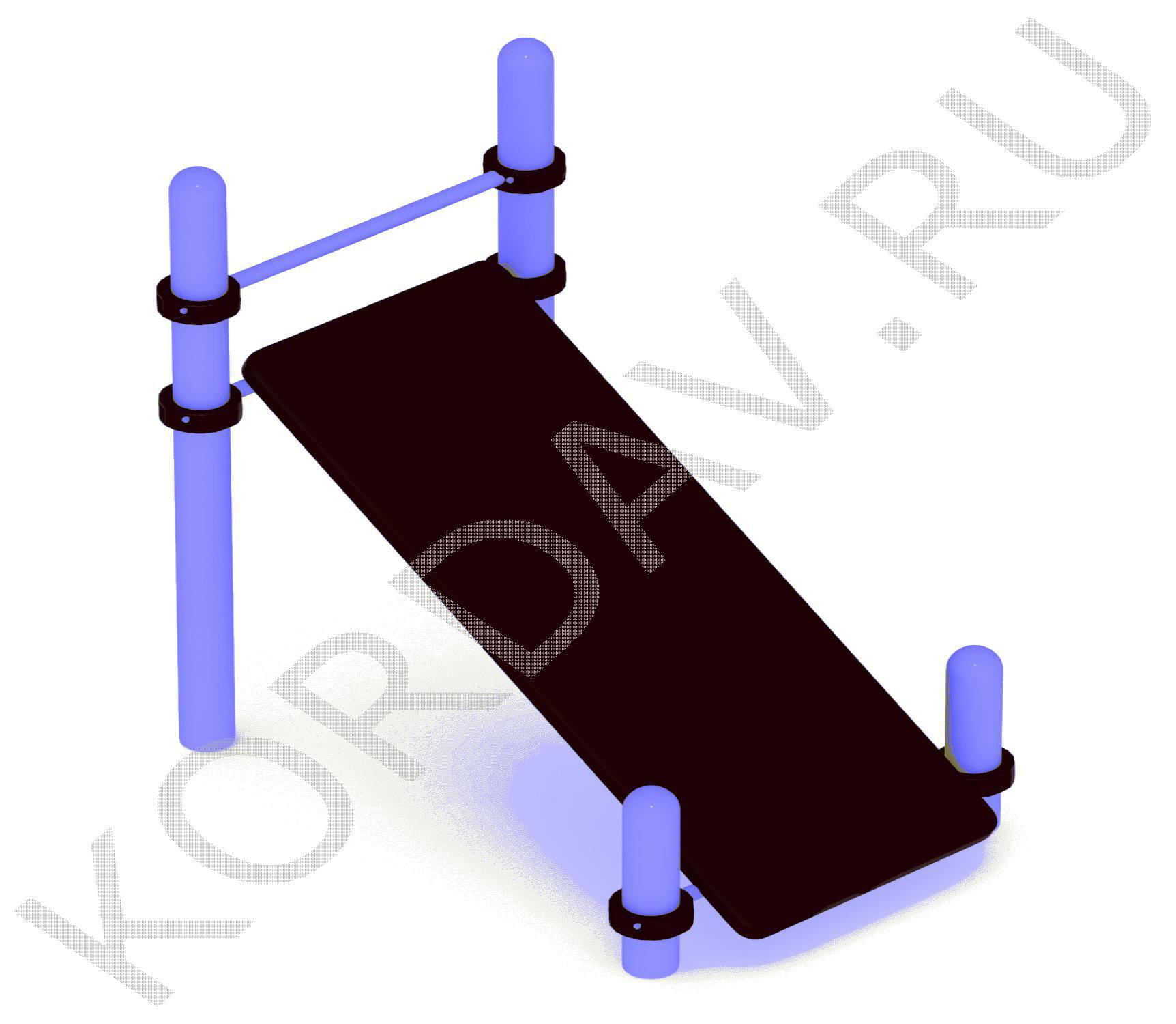 Воркаут Для спины (108 труба) СТ 1.261