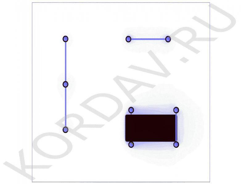 Шведская стенка упор для отжимания наклонная доска (89 труба) СТ 1.491 (3)