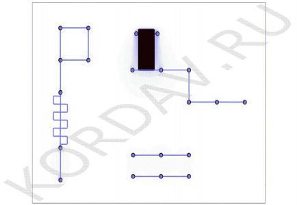 Скамья, рукоход, шведская стенка, многоуровневые турники (89 труба) СТ 1.671 (3)