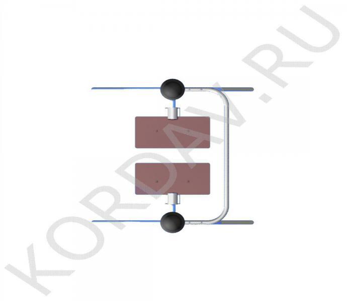 Тренажёр Шаговый СТ 3.051 (2)