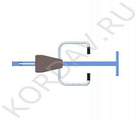 Тренажёр Гребля СТ 3.081 (3)