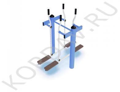 Тренажёр Двойные лыжи СТ 3.091 (1)