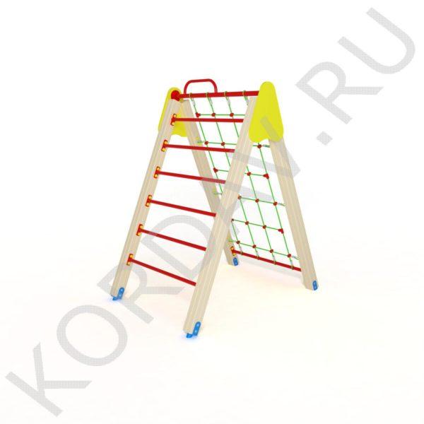 Спортивный комплекс с сеткой и лестницей СК 6.601 (0)