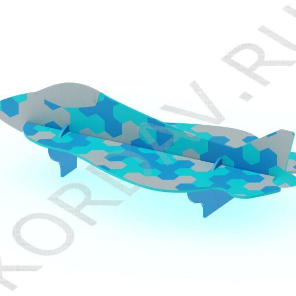 Лавочка Самолёт Перехватчик МАФ 10.231 (0)
