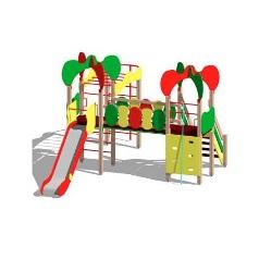 Детские игровые комплексы для детей 5 -12 лет
