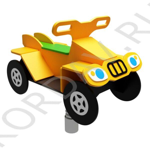 Качалка на пружине Квадроцикл (0)