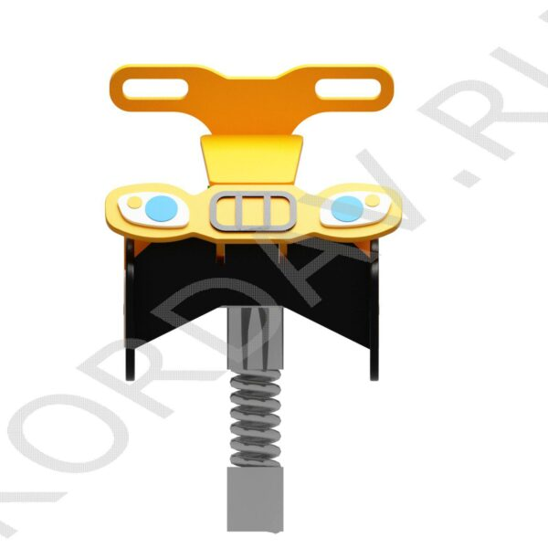 Качалка на пружине Квадроцикл (2)