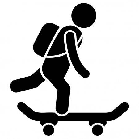 Скейт парк-роллер