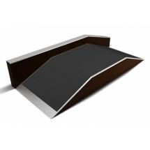 Средний Фанбокс с прямой наклонной гранью (funbox flat edge) ПФ7