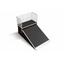 Разгонка наклонная с гранью (Flatbank 2.1) РК14