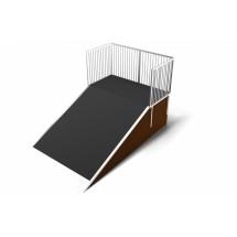 Разгонка наклонная (Flatbank 1.5) РК2
