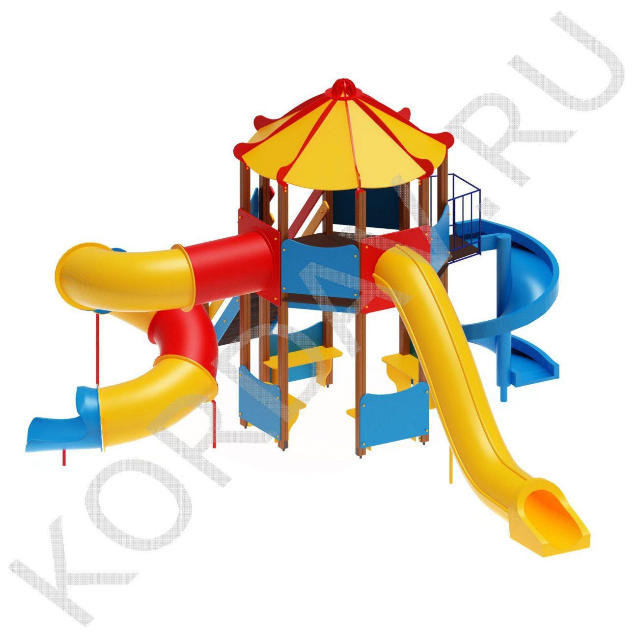 Детский игровой комплекс  ПДИ 2.69