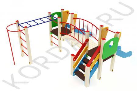 Детский комплекс для игр ПДИ 1.04 (0)