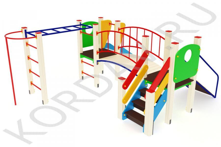Игровой комплекс с мишенями для мяча ПДИ 1.05 (0)