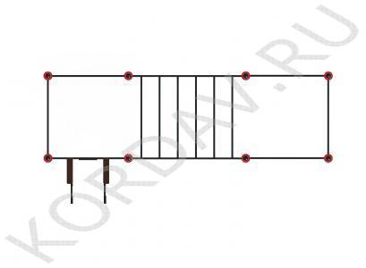 Воркаут (89 труба) СТ 1.901 (0)