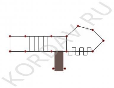 Воркаут (89 труба) СТ 1.911 (0)